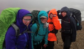 Hiking Laugavegurinn in June (Martial Bastide)