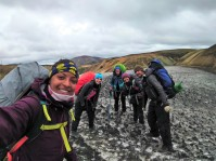 Hiking week on the Laugavegurinn (Stella Coumbassa)
