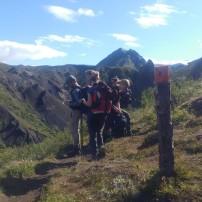 Hiking day on Rjúpnafell (Jenny Allen)
