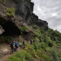 The Fimmvörðuháls trail (Ondřej Kupka)